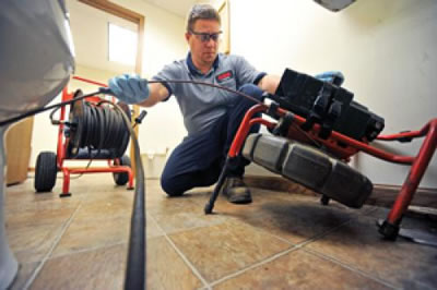 Drain Cleaning in Sandy Springs