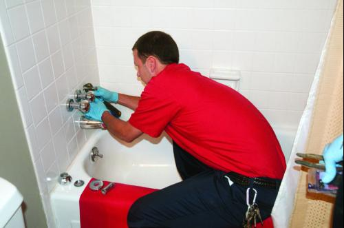Bathtub & Shower Repair in Sandy Springs