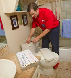 Toilet Repair in Sandy Springs